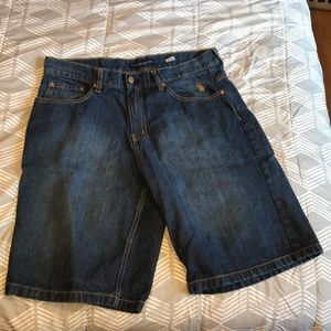 Polo shorts 34w